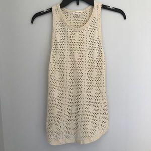 Urban Outfitters Perforated Tank